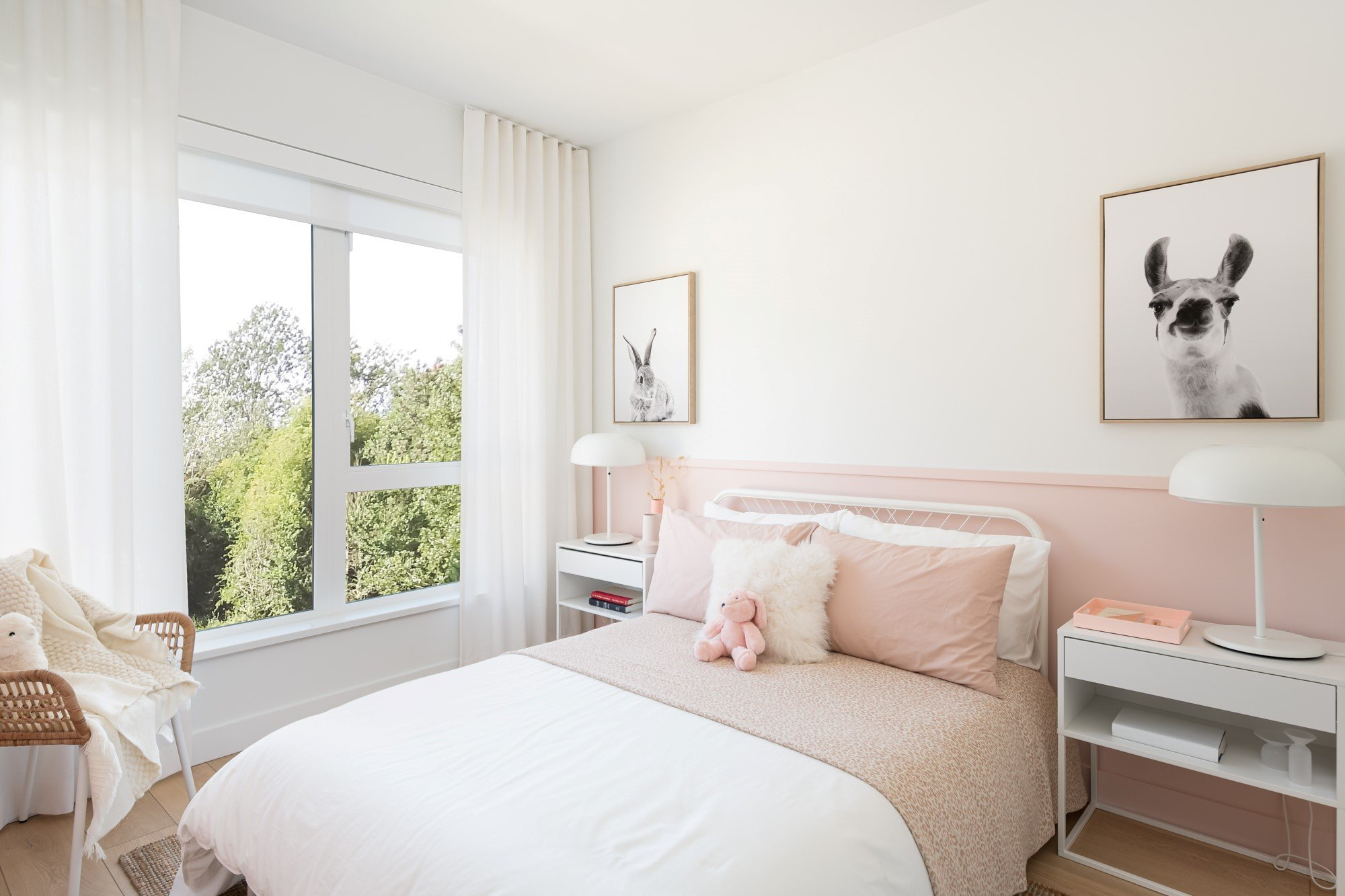 Bedroom - 602 Lile Dr, North Vancouver, BC V7G 0A4, Canada!