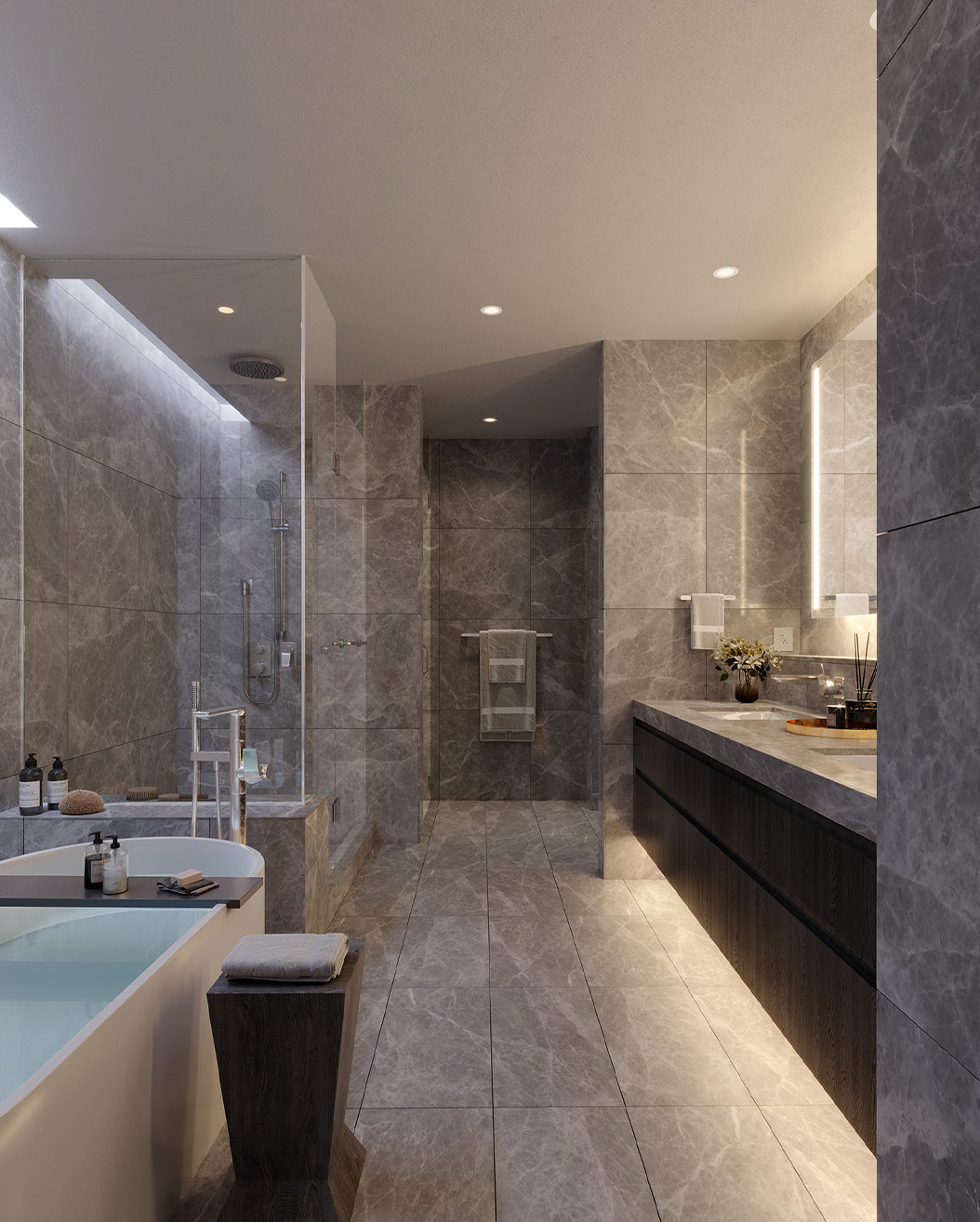 Tesoro - 1551 Quebec St - Bath Room!