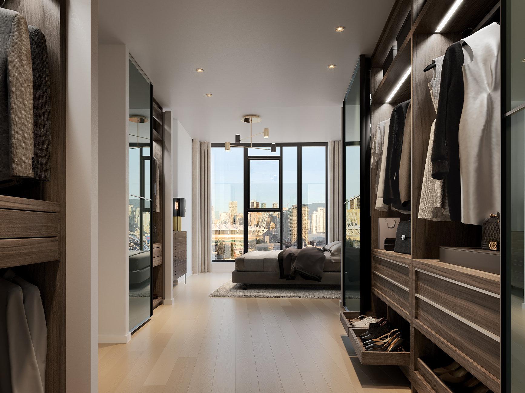 Tesoro - 1551 Quebec St - Bedroom!