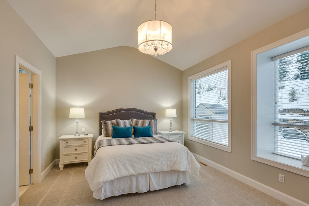 Harrison Highlands - Alouette - Bedroom!
