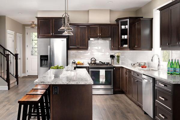 Harrison Highlands - Salsbury - Kitchen!