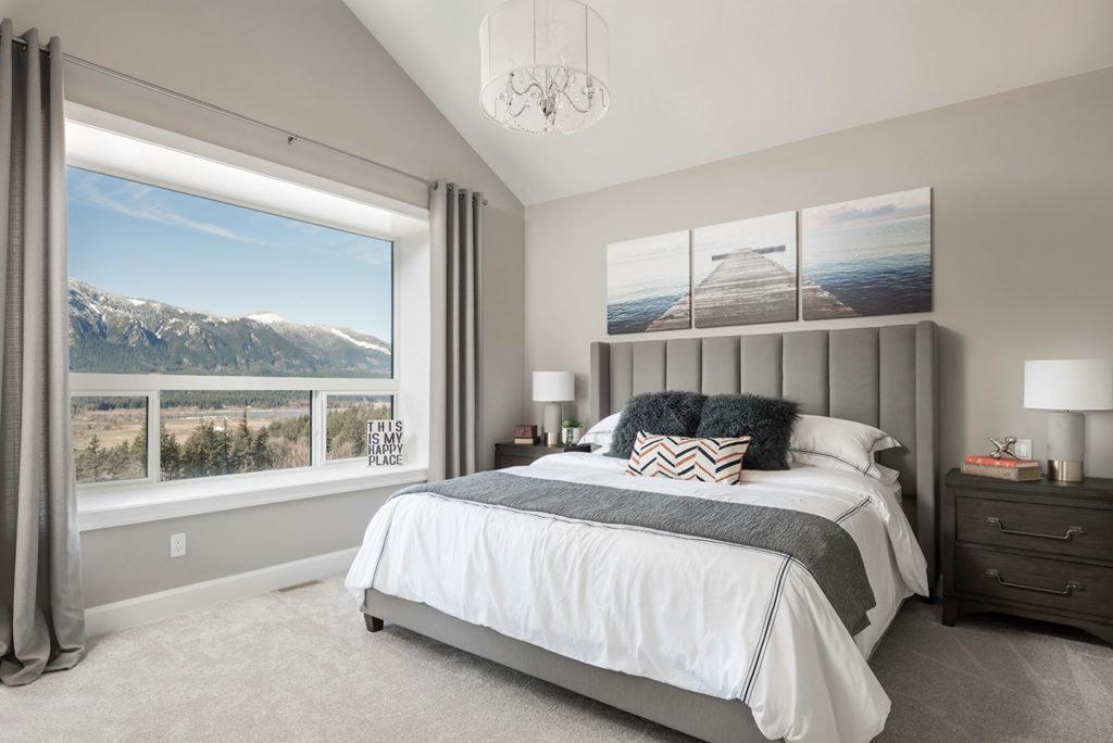 Harrison Highlands - Hatzic - Bedroom!