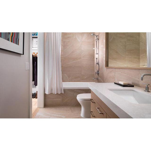 One Water Street - 1187 Sunset Drive Kelowna - display bathroom!