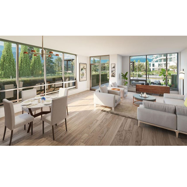One Water Street - 1187 Sunset Drive Kelowna - Interior!