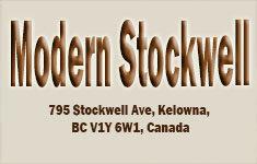 Modern Stockwell 795 Stockwell Avenue V1Y 6W1