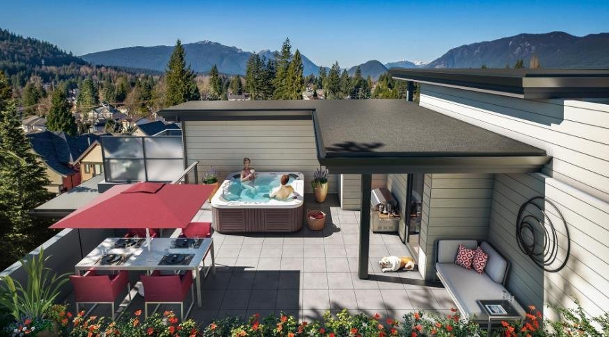 Duet City Homes - 704 Lea Ave - Rendering!