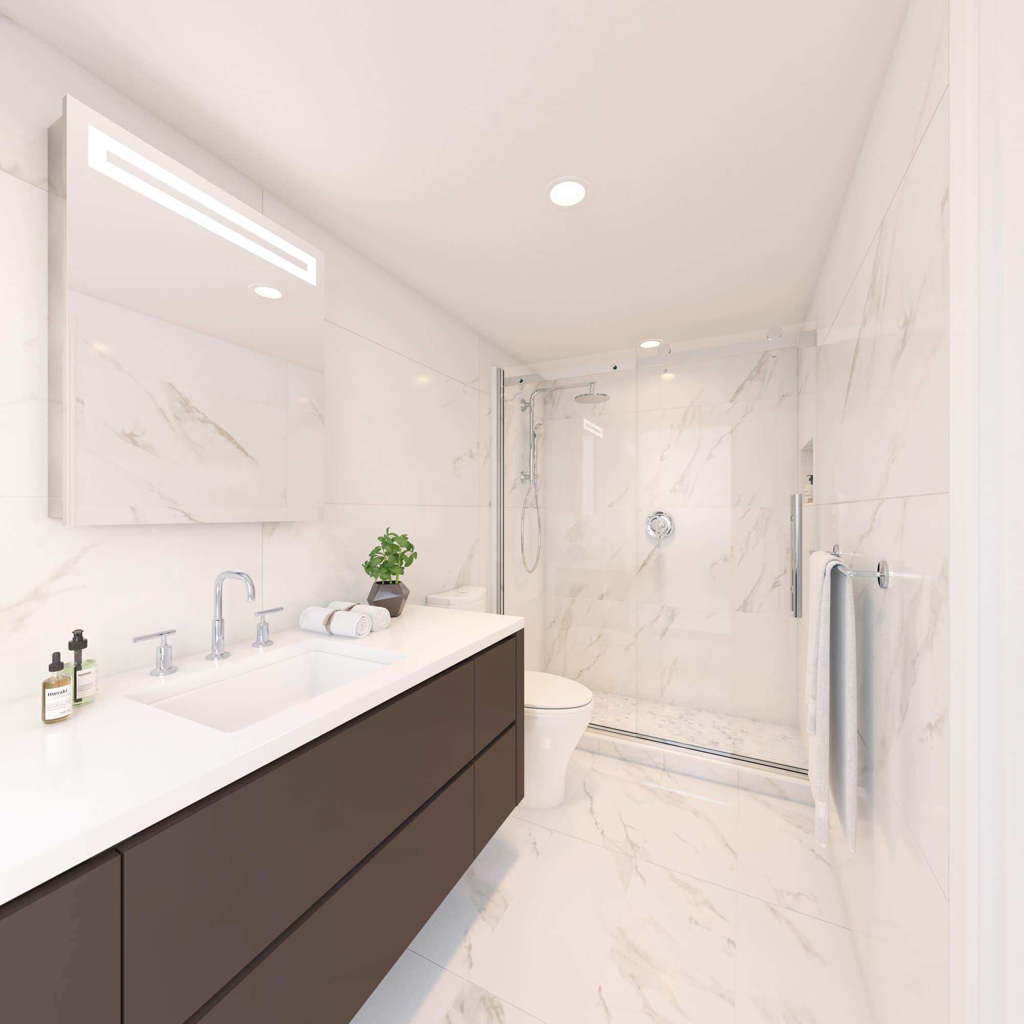 Bathroom - 2888 Arbutus St, Vancouver, BC V6J 3Y7, Canada!