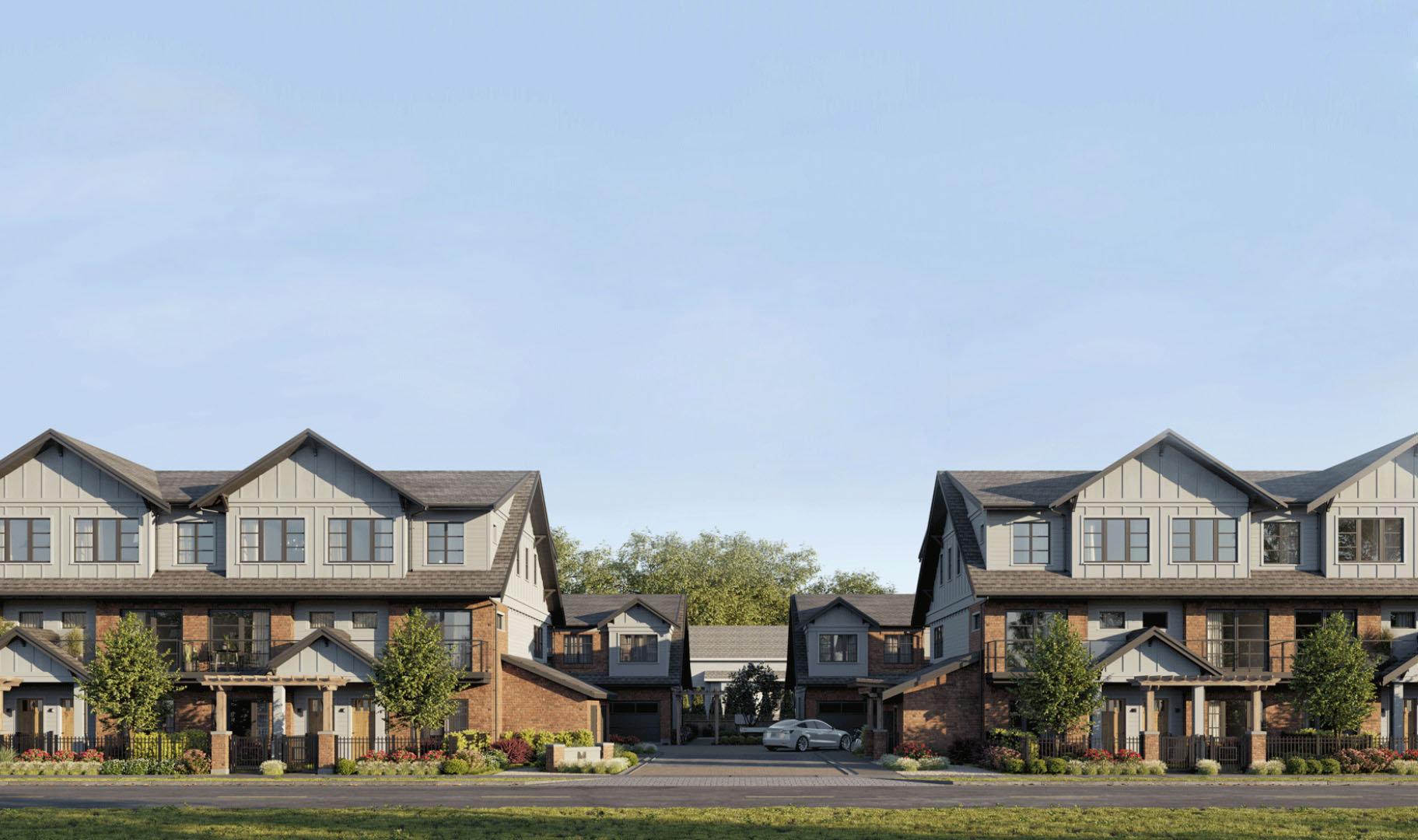 Mason Estates - 8600 Francis Rd - Rendering!