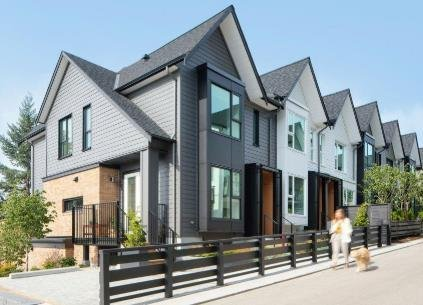 Aalto Townhomes - 1226 Johnson St - Rendering!