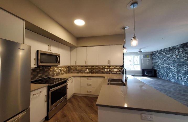 Osprey Landing - 3090 Burtch Road, Kelowna - display kitchen area!