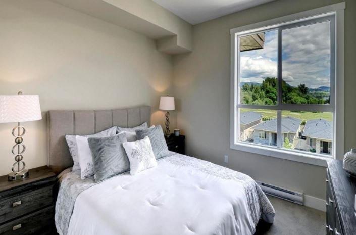 Osprey Landing - 3090 Burtch Road, Kelowna - display bedroom!