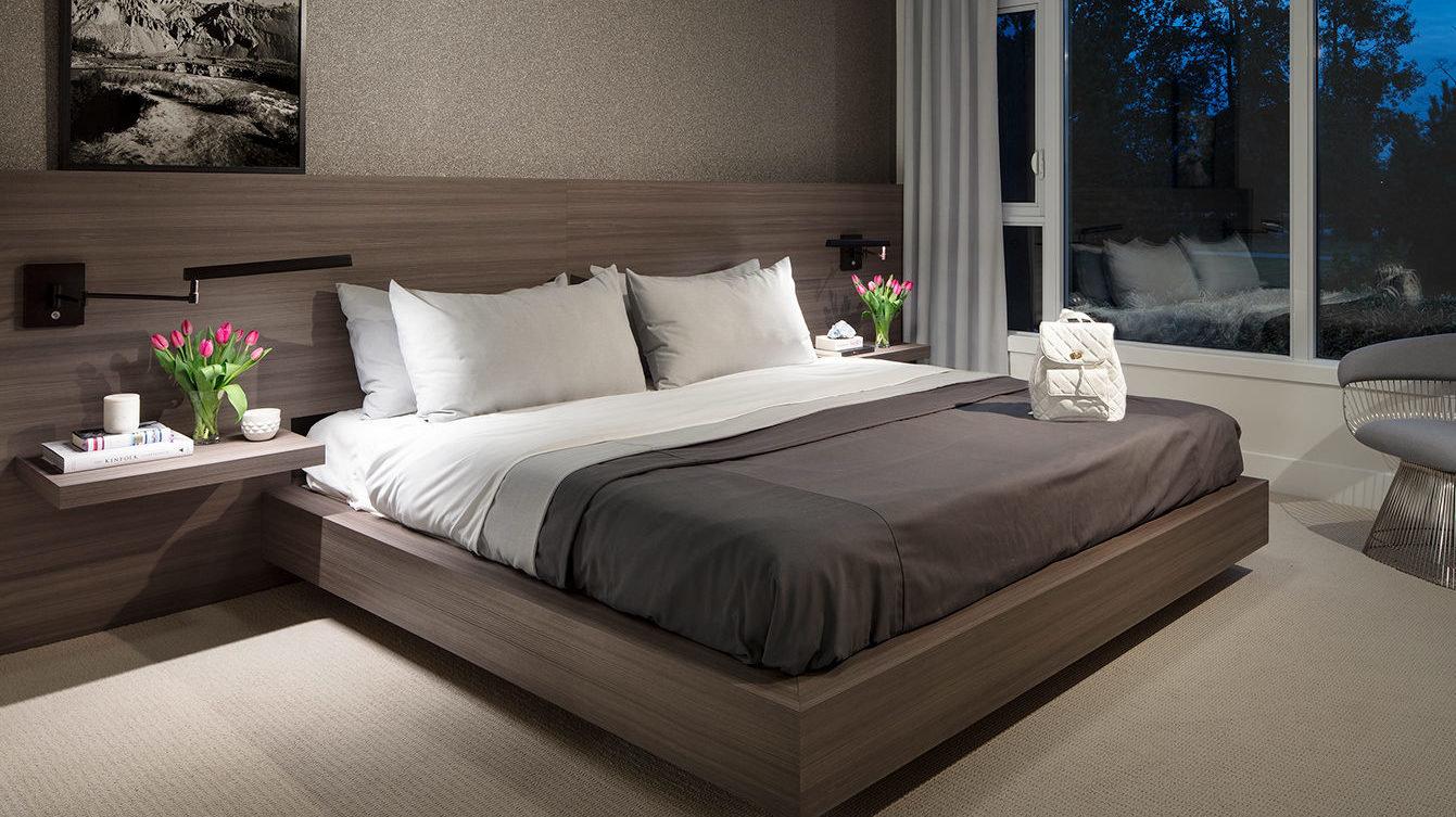 Bedroom - 3438 Sawmill Cres, Vancouver, BC V0V 0V0, Canada!