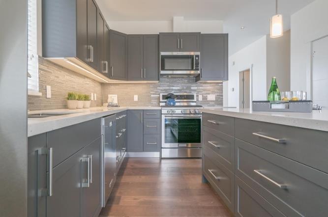Gyro Beach Executive Townhomes - 3510 Landie Road, Kelowna - Display Kitchen!