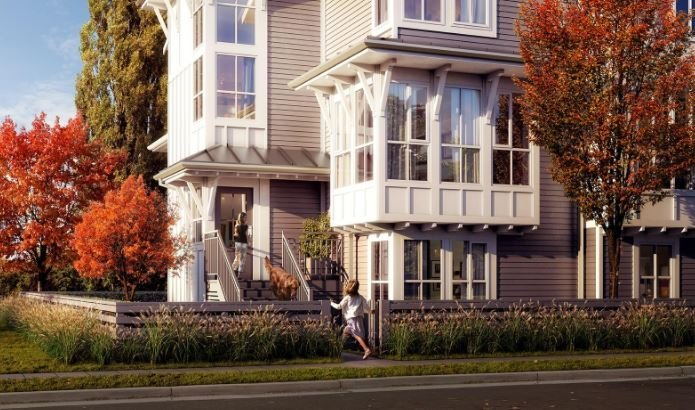 Seaside - 4638 Orca Way, Tsawwassen - Exterior!