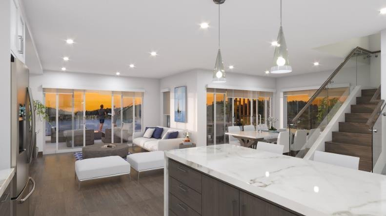 Cote Gibsons - 524 S Fletcher Road, Gibsons - Interior!