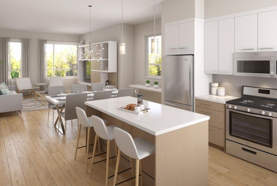 Apex at the Lakes - 13098 Shoreline Drive, Lake Country - Rendering!