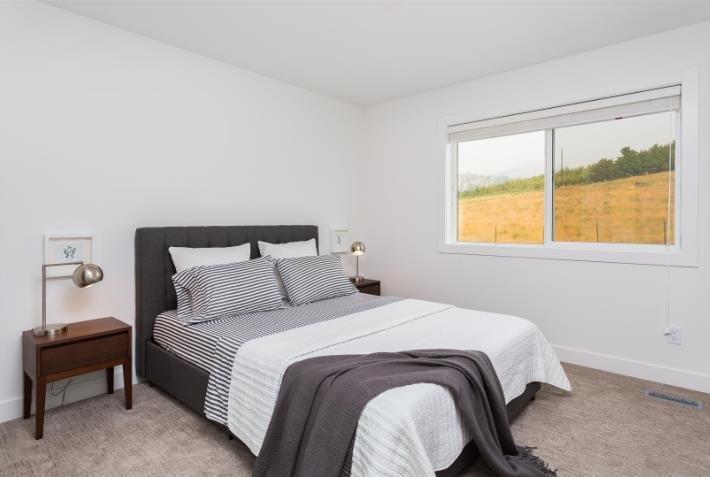 Oceola Landing - 12075 Oceola Road, Lake Country - 3 / 8Showhome - Master Bedroom!