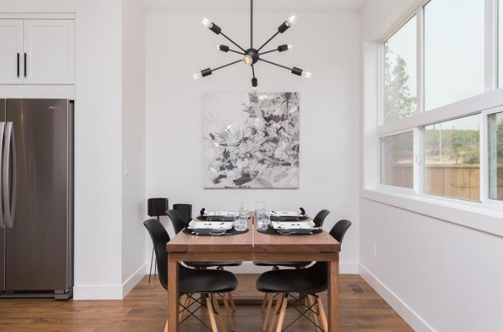 Oceola Landing - 12075 Oceola Road, Lake Country - Showhome - Dining Room!