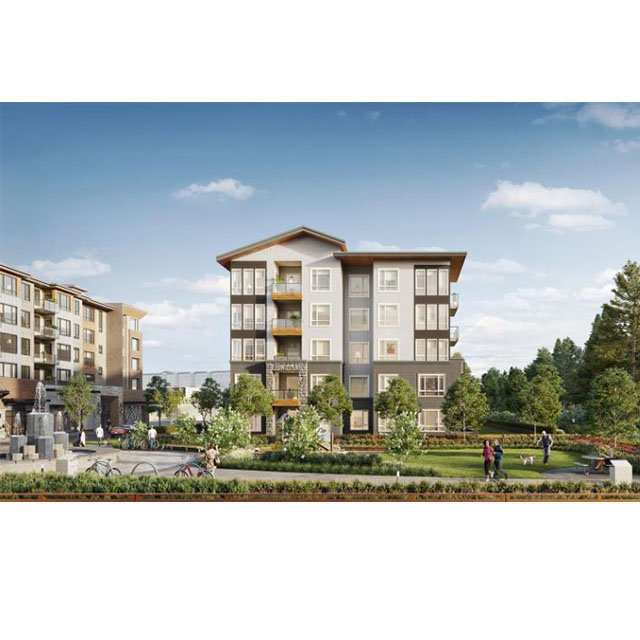 Belmont Residences East - 940 Reunion Avenue, Langford - Exterior!