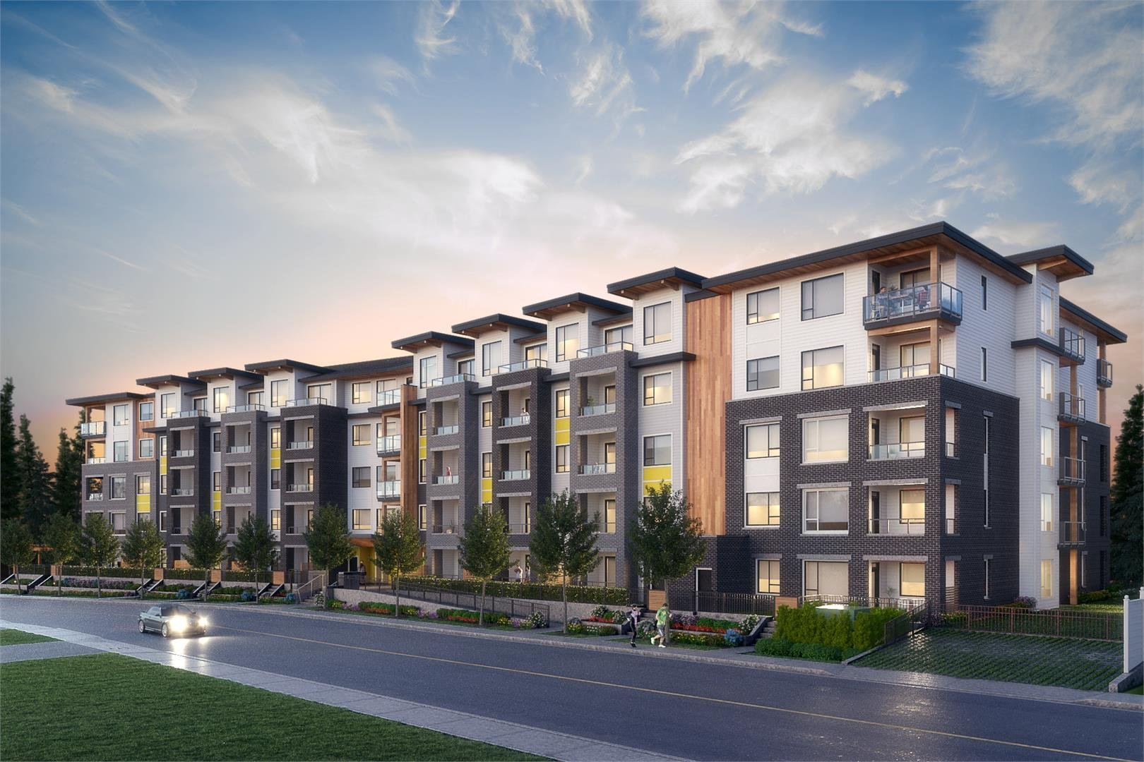 Field + Ford - 5443 Brydon Crescent - Rendering!