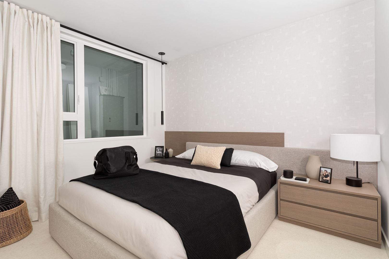 Field + Ford - 5443 Brydon Crescent - Bedroom!