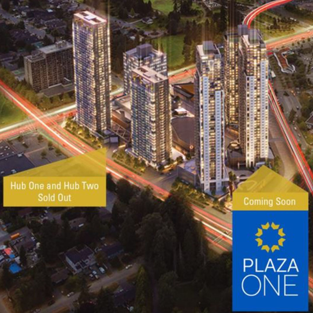 Plaza One - 9808 King George Blvd - Rendering!