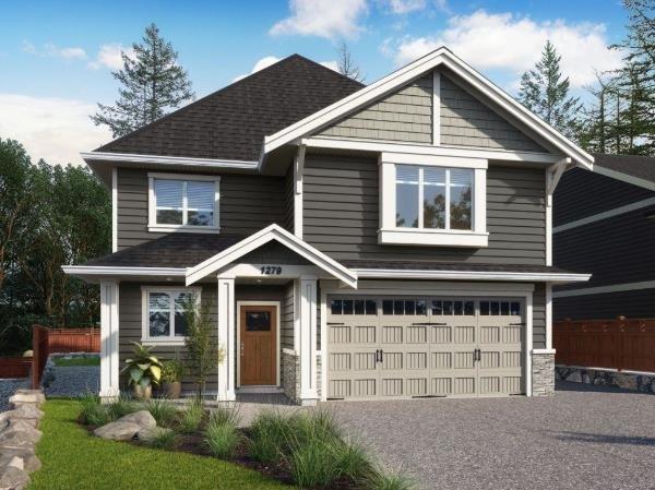 Westview BC - 1283 Flint Avenue, Langford - Rendering!