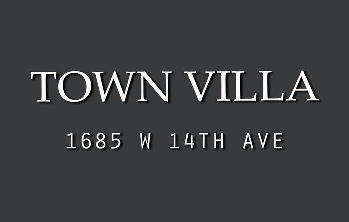 Town Villa 1685 14TH V6J 2J3