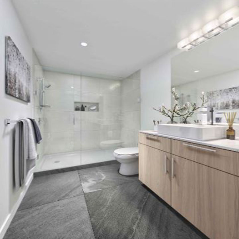Sierra Ridge -11703 Fraser Street, Maple Ridge - Display Bathroom!