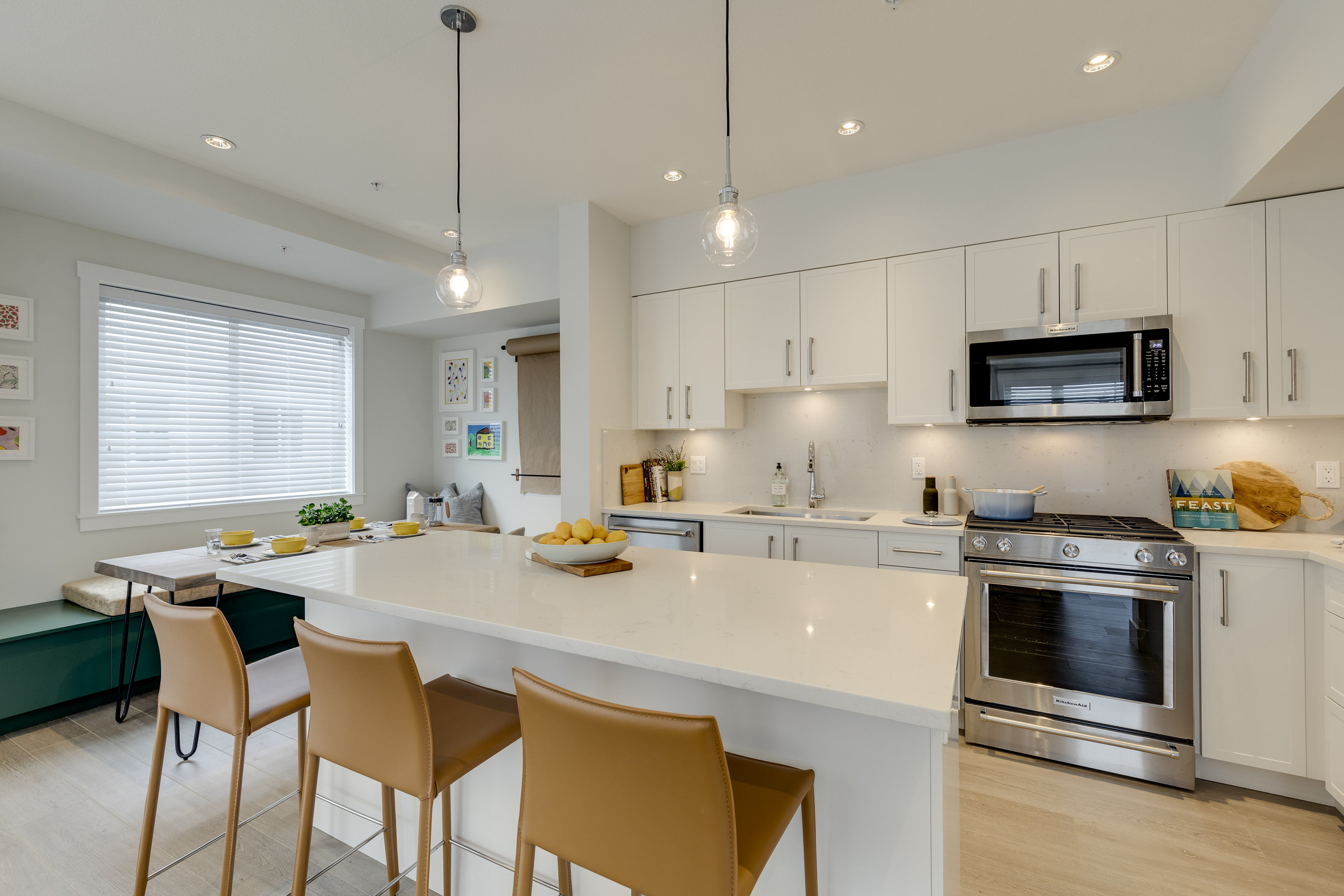 Kitchen - 22127 48a Ave Langley Twp, BC V3A 3Z7 Canada!
