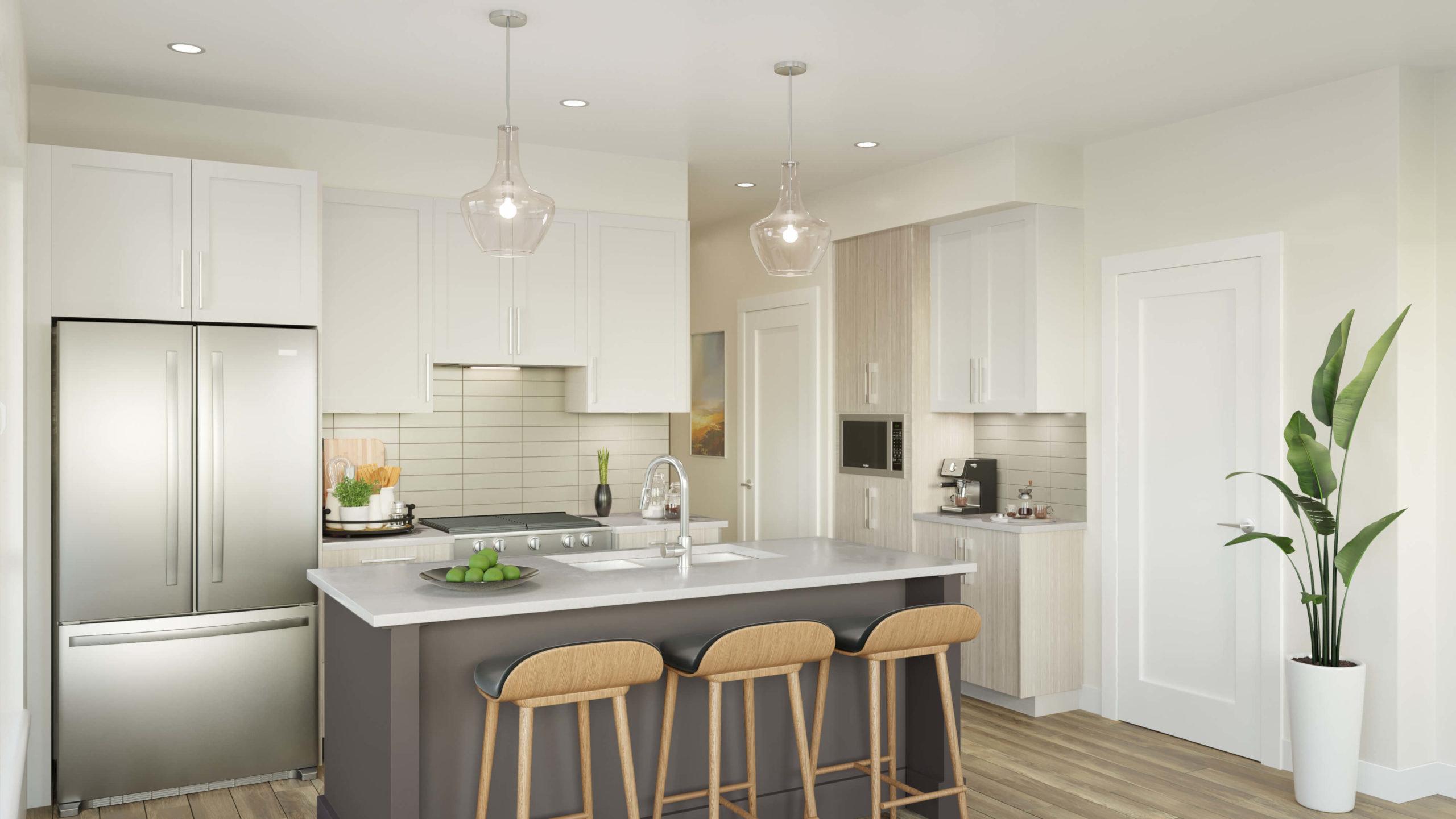 Kitchen - 32838 Ventura Ave, Abbotsford, BC V2S 6J3, Canada!