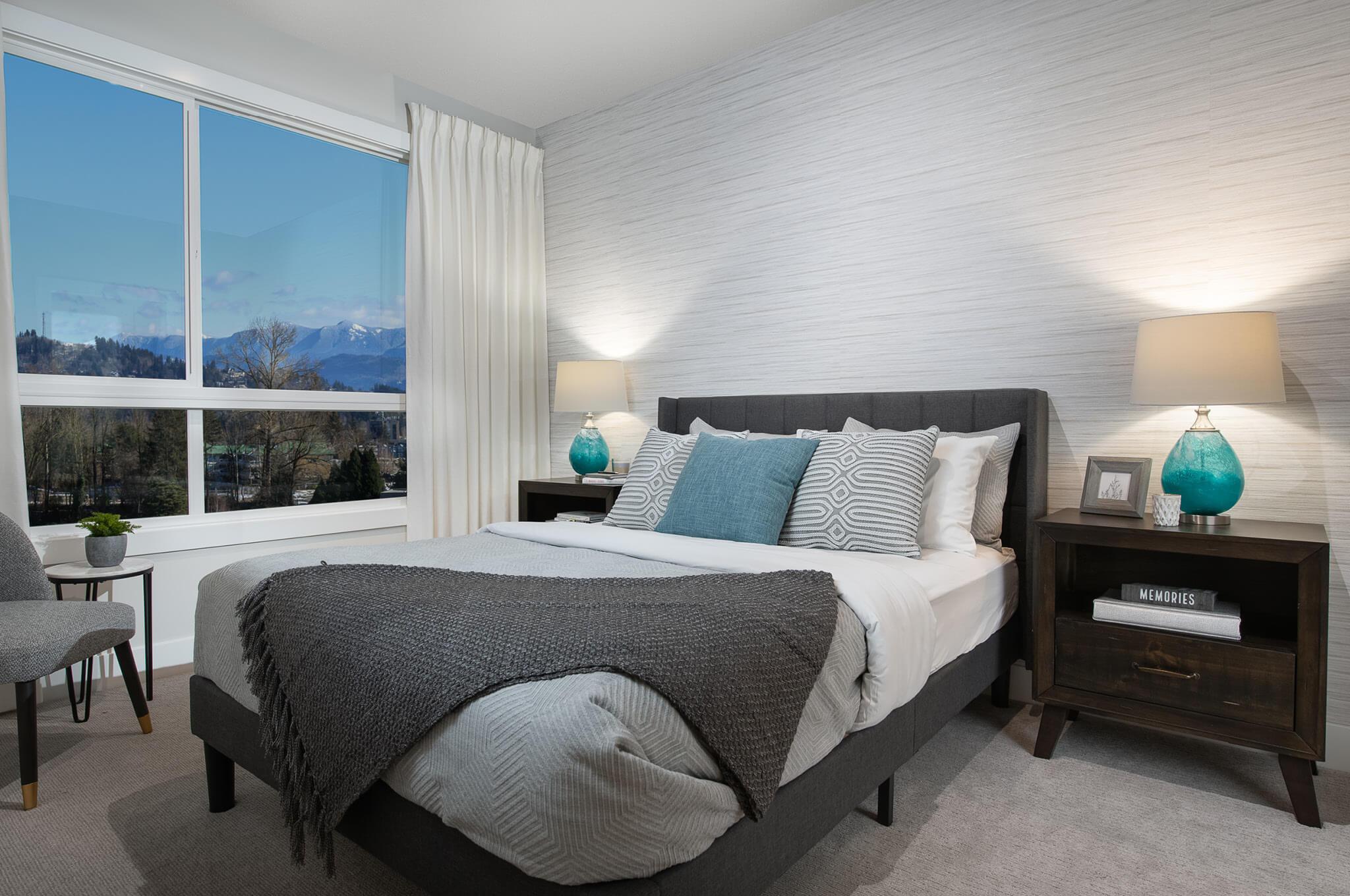 Bedroom - 32838 Ventura Ave, Abbotsford, BC V2S 6J3, Canada!