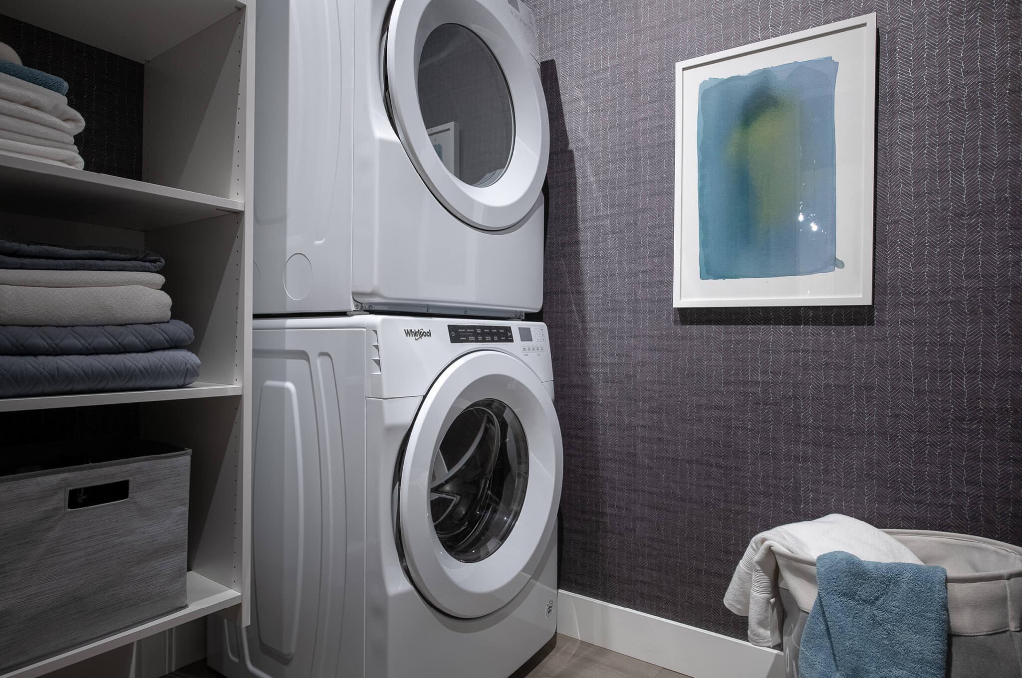 Laundry Area - 32838 Ventura Ave, Abbotsford, BC V2S 6J3, Canada!