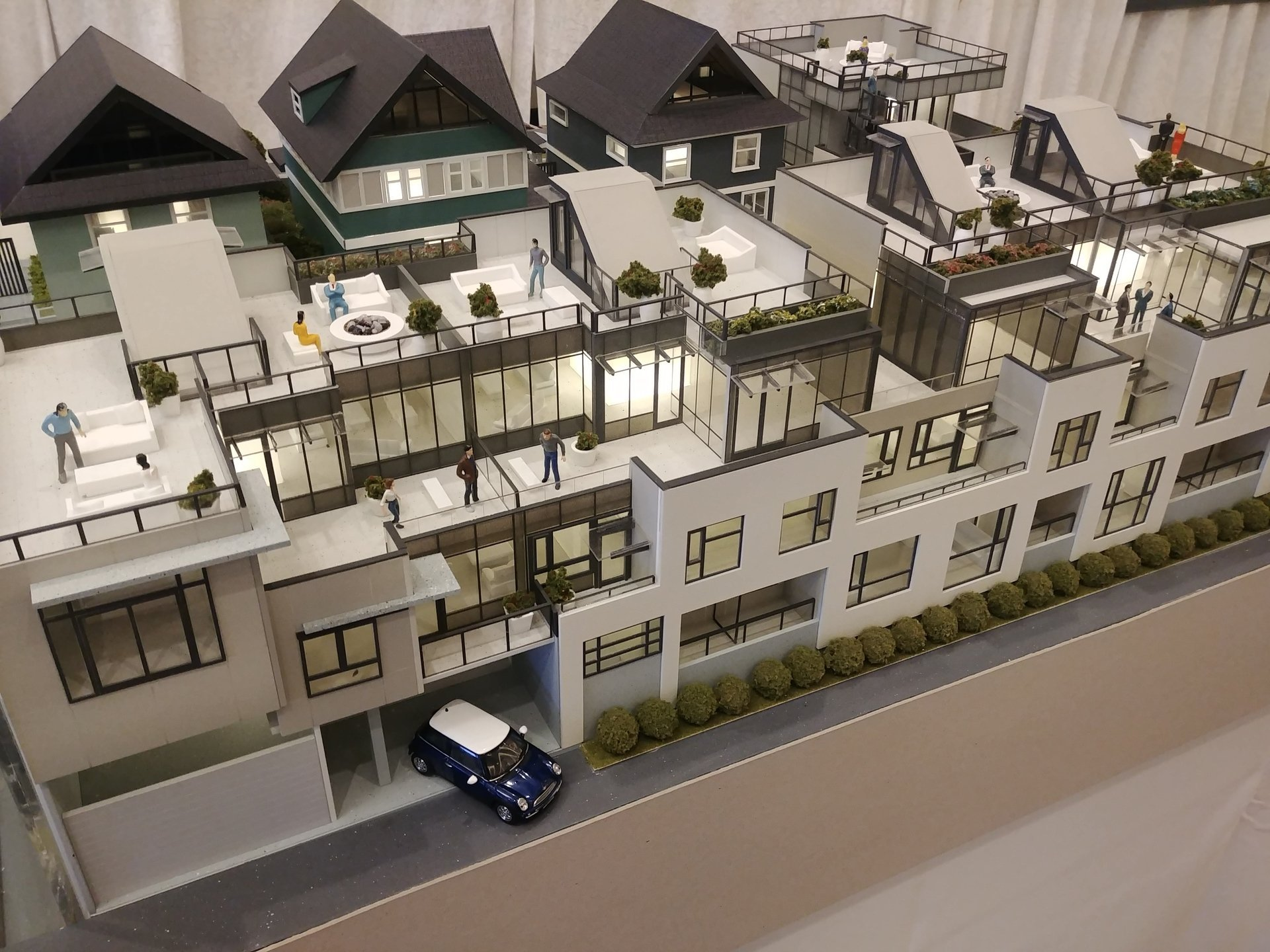 Joie - 1269 West 8th Ave - Rendering!