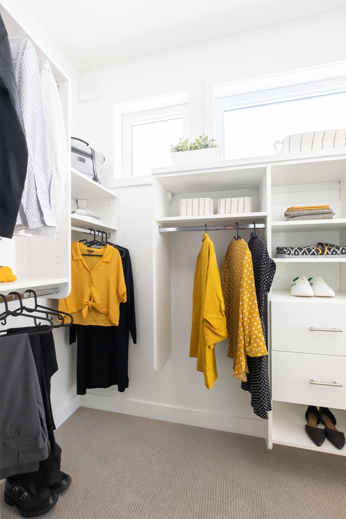 Walk-in Closet - 2814 Gladwin Rd, Abbotsford, BC V2T 4S8, Canada!