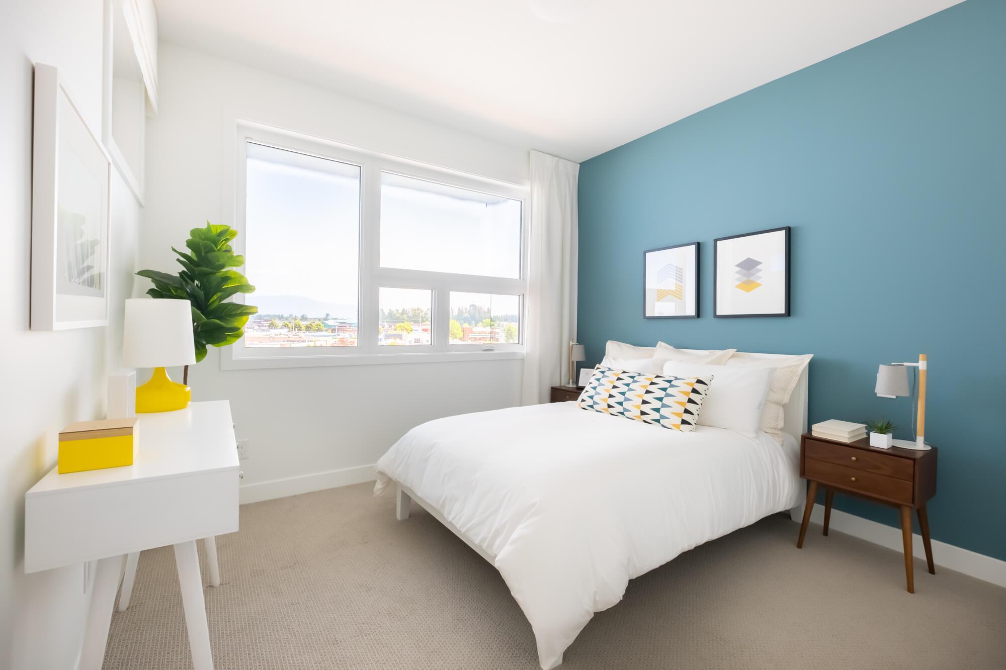 Bedroom - 2814 Gladwin Rd, Abbotsford, BC V2T 4S8, Canada!
