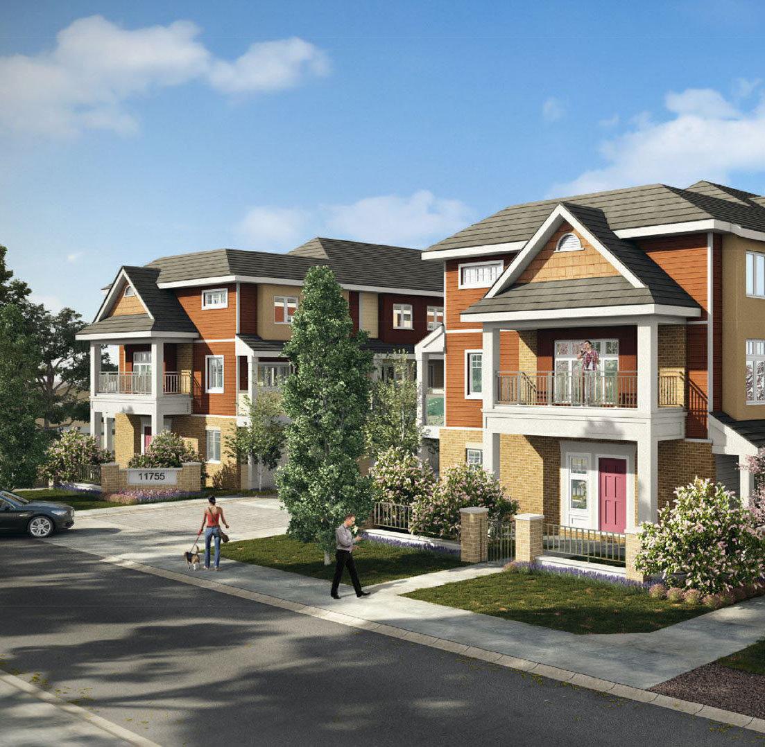 Oak Terrace - 11767 89a Ave!
