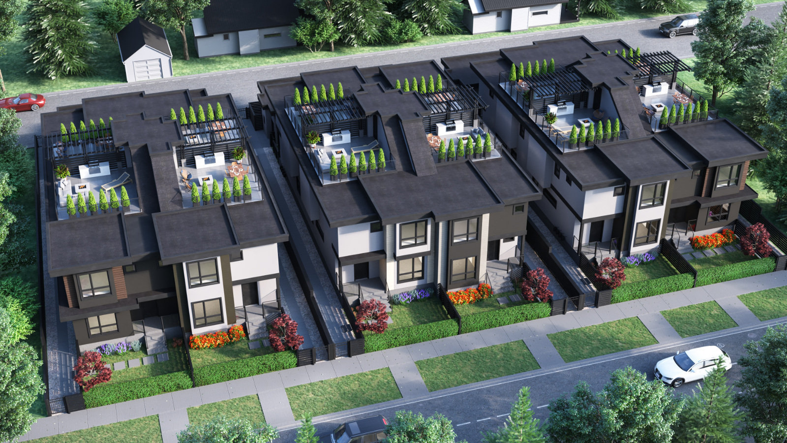 The Terraces - 837 Morrison Ave - Rendering!