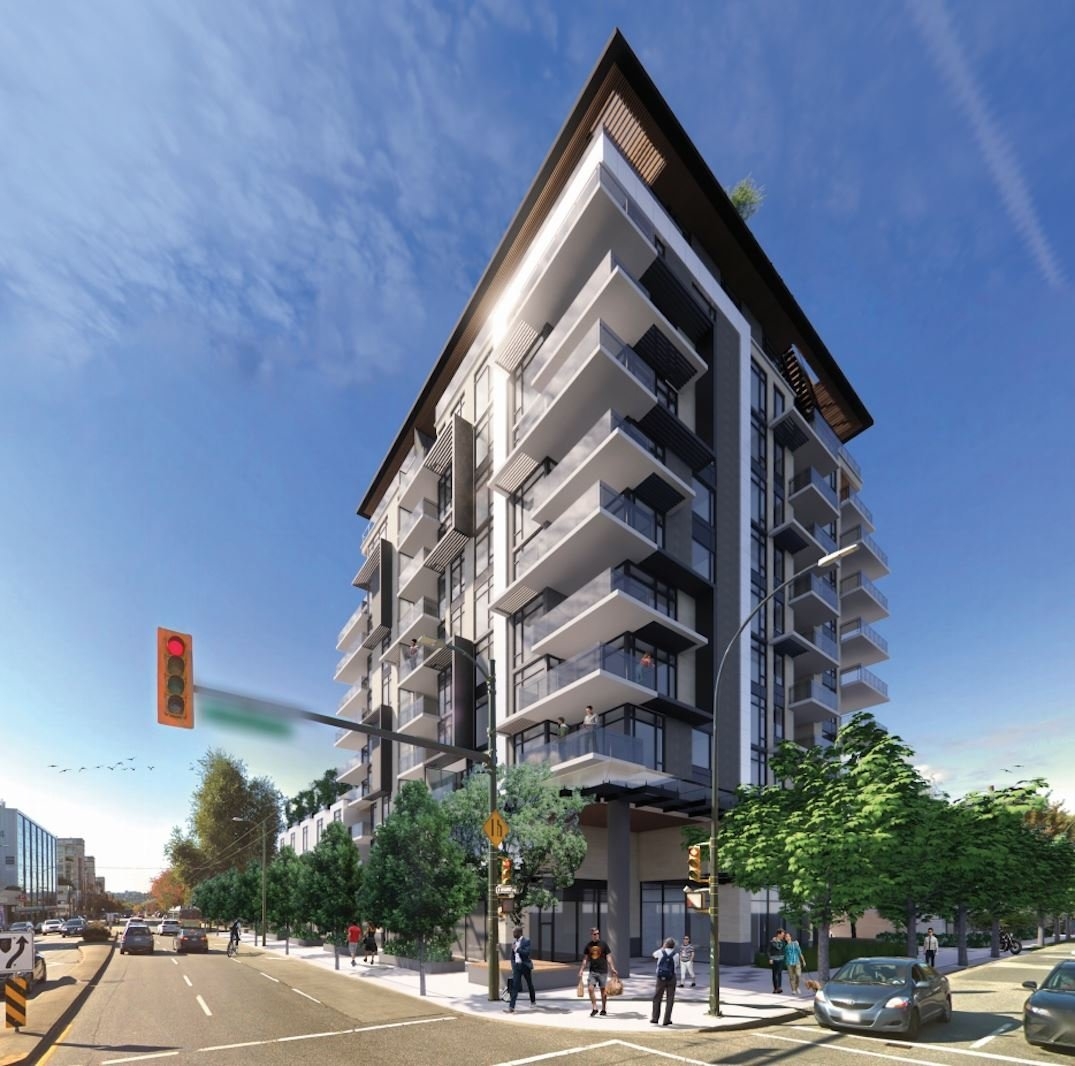 2103 West Broadway - Rendering!