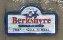 Berkshyre Gardens 7837 120A V3W 0W9