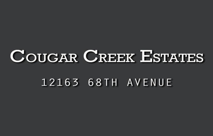 Cougar Creek Estate 12163 68TH V3W 1H2