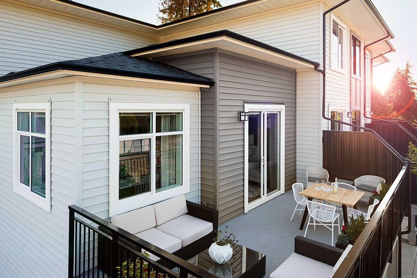 Balcony - 18505 Laurensen Place, Surrey, BC V4N 6R7, Canada!