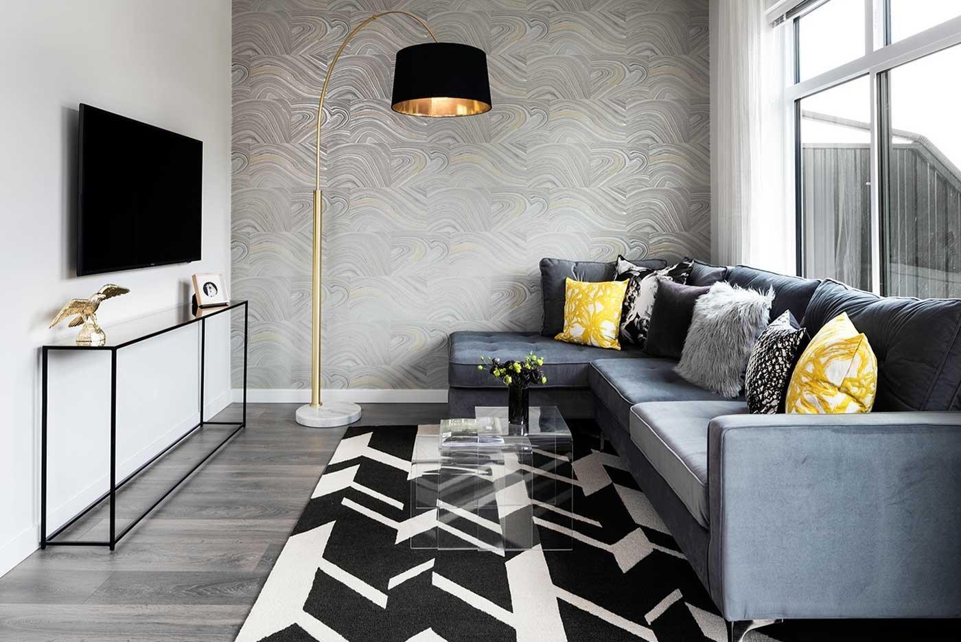 Living Area - 18505 Laurensen Place, Surrey, BC V4N 6R7, Canada!