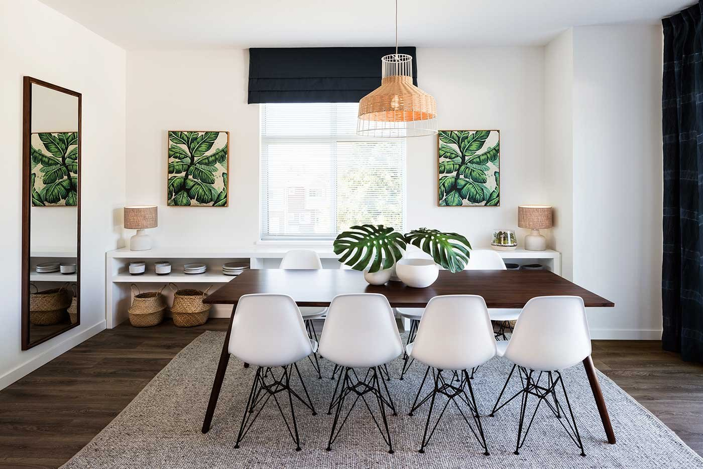 Dining Area - 18505 Laurensen Place, Surrey, BC V4N 6R7, Canada!