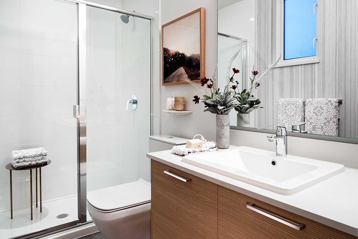 Bathroom - 18505 Laurensen Place, Surrey, BC V4N 6R7, Canada!