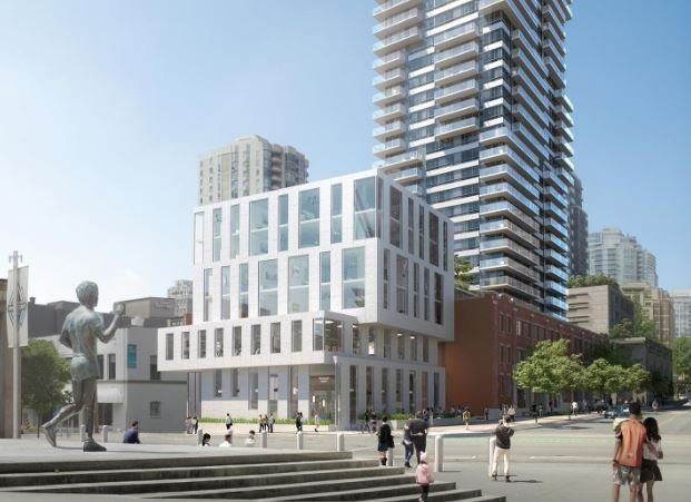 Robson Street & Cambie Street - 150 Robson Street, Vancouver, BC!