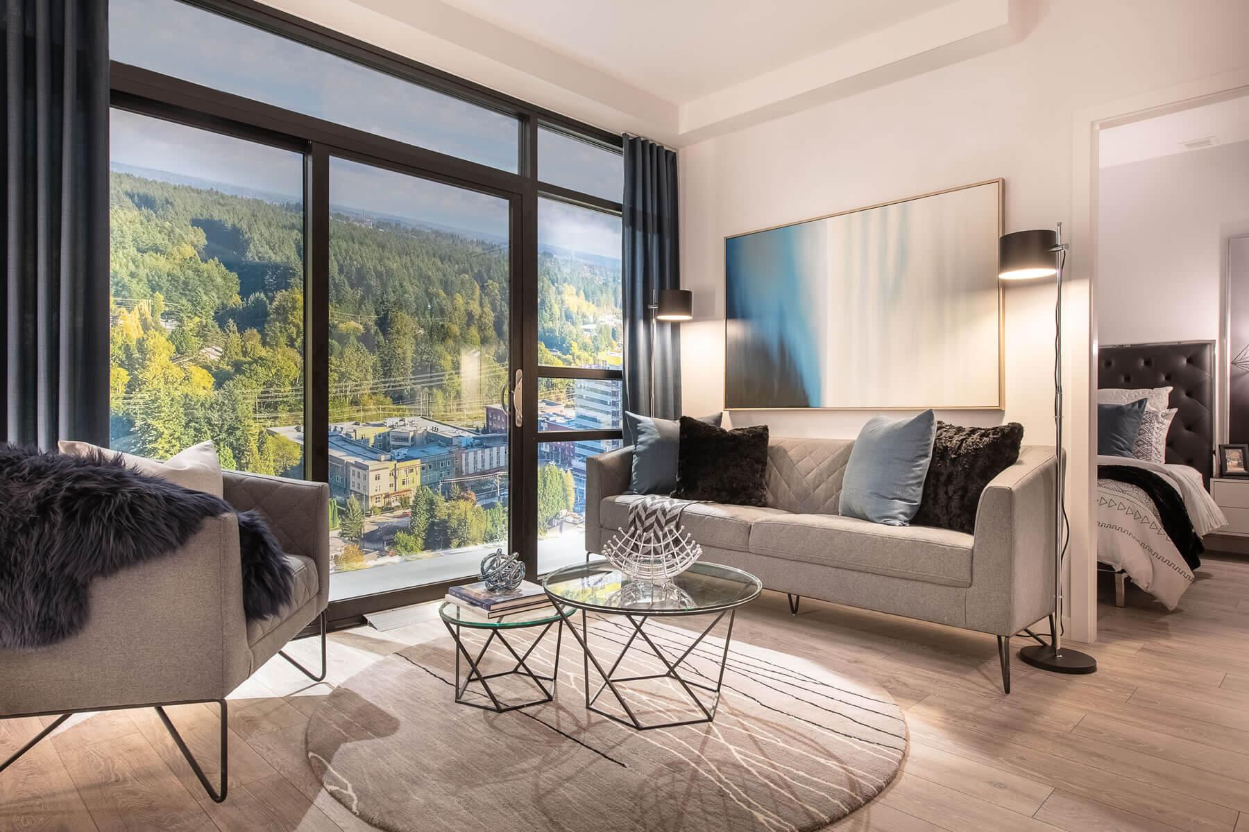 Living Area - 13586 98 Avenue, Surrey, BC N0N 0N0, Canada!