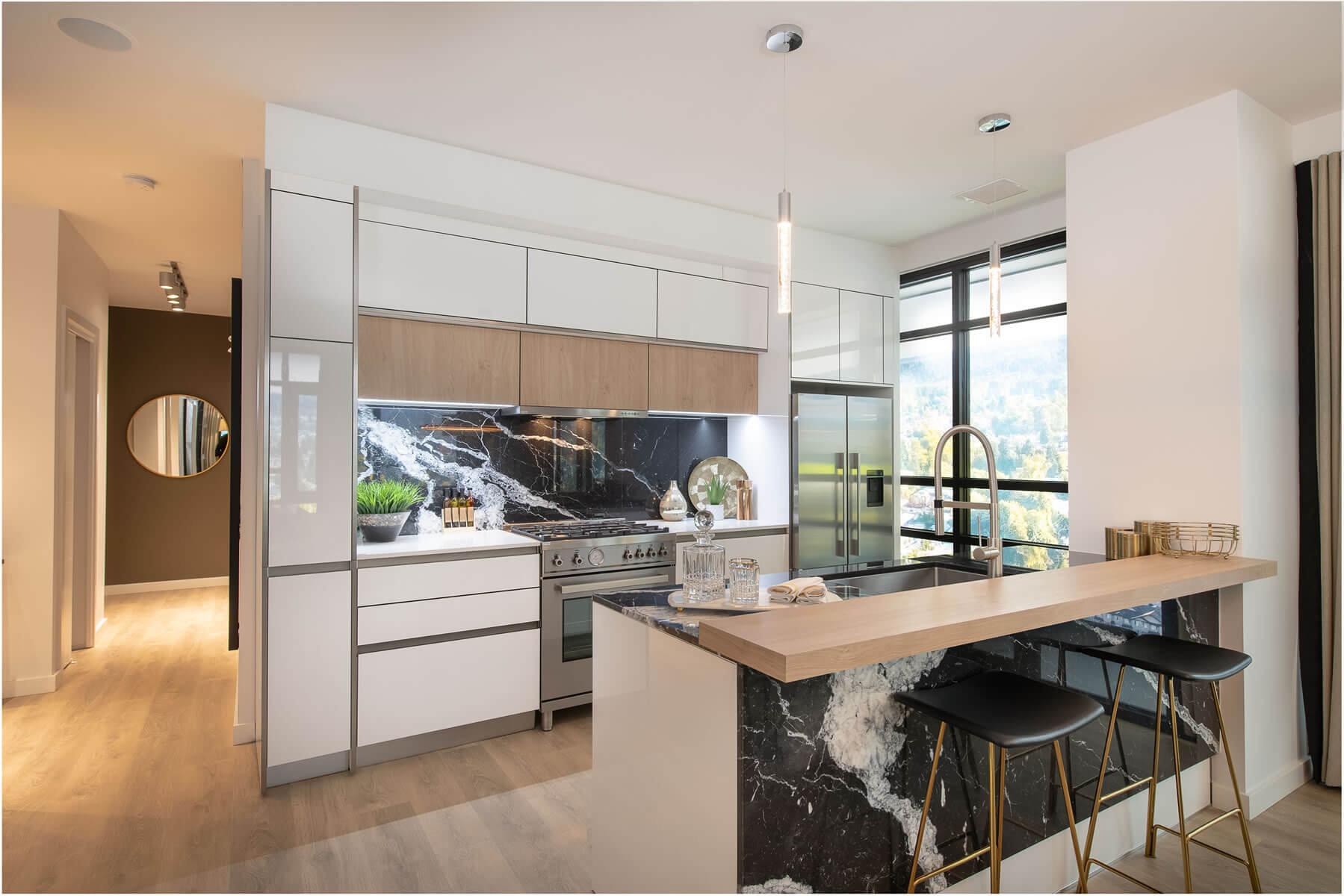 Kitchen Area - 13586 98 Avenue, Surrey, BC N0N 0N0, Canada!