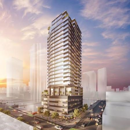 The Smithe - 885 Cambie Street Vancouver BC!