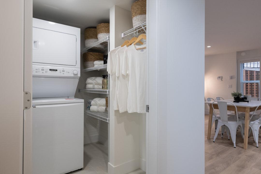Laundry Area!